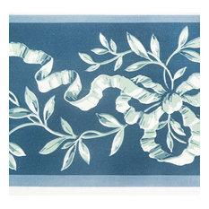 Ribbon & Vines - Self-Adhesive Wallpaper Borders Home Decor(Roll)