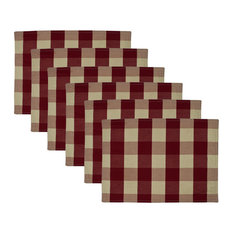 Sherry Kline Picnic Grove Placemat, Set of 6, Red