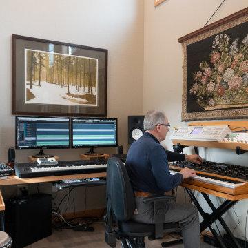 Studio for a Musician