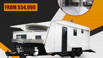 GoldStar Toy Hauler Caravan For Sale In Australia