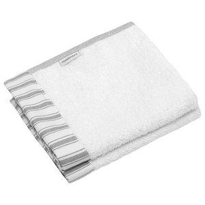 Ariana 2-Piece Baby Towel Set, Grey