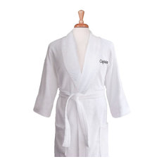 0a033d301b Luxor Linens - Lakeview Signature Egyptian Cotton Terry Spa Robes