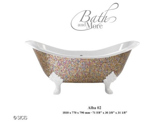 Sicis Bathtubs - Products