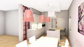 Roomidea Beispiel Küche