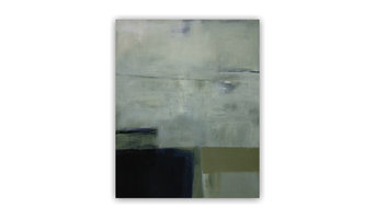 'Forward' abstract painting by Victoria Kloch - Sold