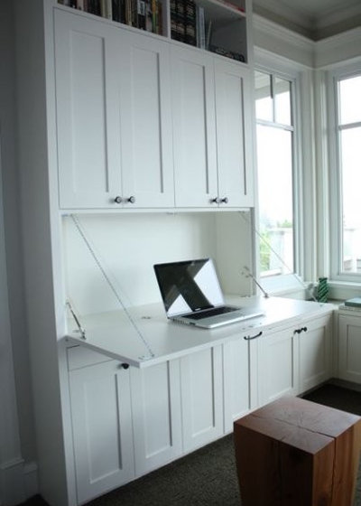 Modern Home Office by By Any Design Ltd.