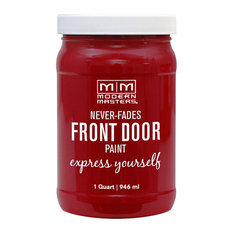 Modern Masters Front Door Paint Satin, Sophisticated, 1 Qt.