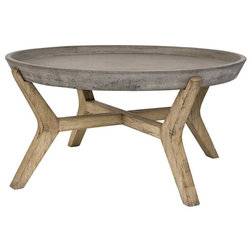 Industrial Outdoor Coffee Tables by ShopLadder