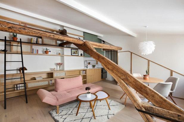 Skandinavisk  by Transition Interior Design
