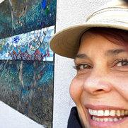 Foto de Susan Crocenzi, Contemporary Mosaic Art