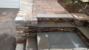Hardscape, Patio, Walkway, Retaining Walls
