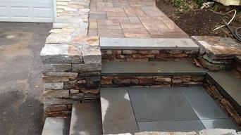 Hardscape, Patio, Walkway, Retaining Walls