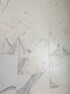 Porcelain Carrara Marble Lookalike Tile - Carrara porcelain tile 3x6