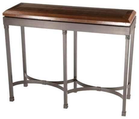 Cedarvale Console Table By Stone County Ironworks   Side Tables And End  Tables