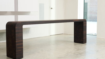 Wenge Console Table