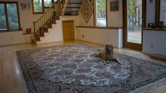 New hardwood floors - get rid of the carpet