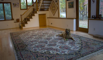New hardwood floors - get rid of the carpet
