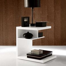Modern Bedside Table shop modern bedside tables on houzz
