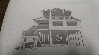 Folly Beach Remodel and addition