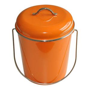Oldschool Ice Bucket, Orange