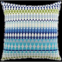 Modern Oval Ocean Pillow