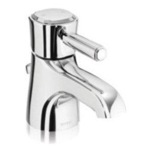 Toto Guinevere TL970SDLQ Single Hole Bathroom Faucet-Free Pop-Up Drain Assembly