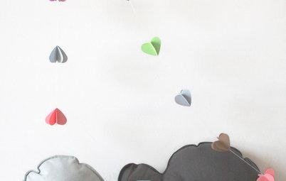 DIY : Fabriquez des guirlandes de papier pour une déco petit budget