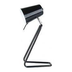 Z Table Lamp, Black