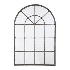 Ashley Furniture Homestore - Ashley Oengus Accent Mirror, Bronze Finish - Wall Mirrors