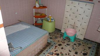 浴室入替工事