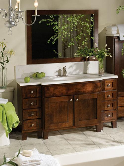 Bertch Semi Custom Bath Cabinetry