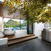 Houzz Tour: An Aussie Pavilion Throws Its Home a Curve