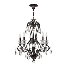 Hinkley Marcellina Chandelier Small Single Tier