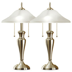 Contemporary Lamp Sets by Artiva