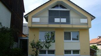 Wohngebäude im Kreis Germersheim (energet. Sanierung)