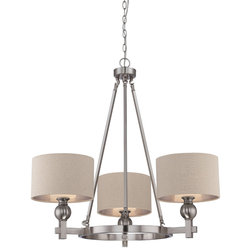 Ideal Transitional Chandeliers by Better Living Store