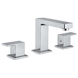 Fortis 842120C Scala 1.2 GPM Widespread Bathroom Faucet with Dual Lever Handles