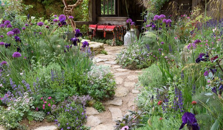 Small Garden Ideas to Steal from The RHS Chelsea Flower Show 2019