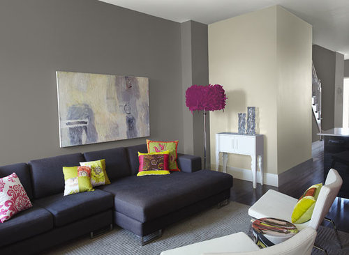 Color Scheme For Living Dining Room W