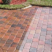 Paver cleaning and sealing's photo