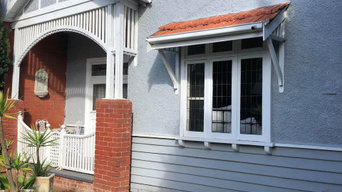 Painting this 120 year old home in Ascot Vale