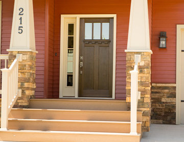 Exterior Door - Acclimated Entry Systems