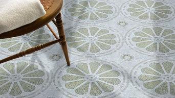 PRIMULA   Maraic   Luxe Collectionbacksplash mosaic