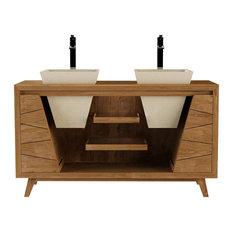 Sena Bathroom Vanity Unit, 150 cm