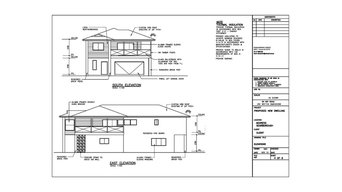 TWO-STOREY HOUSE PROJECT