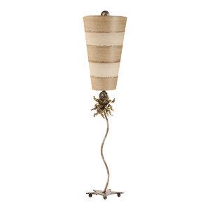 1-Light Modern Table Lamp