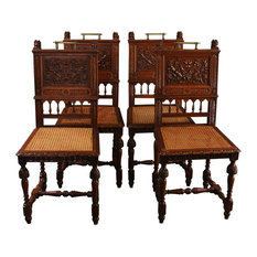 Lions Head Dining Room Chairs