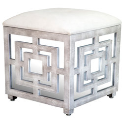 Contemporary Footstools And Ottomans by Statements by J