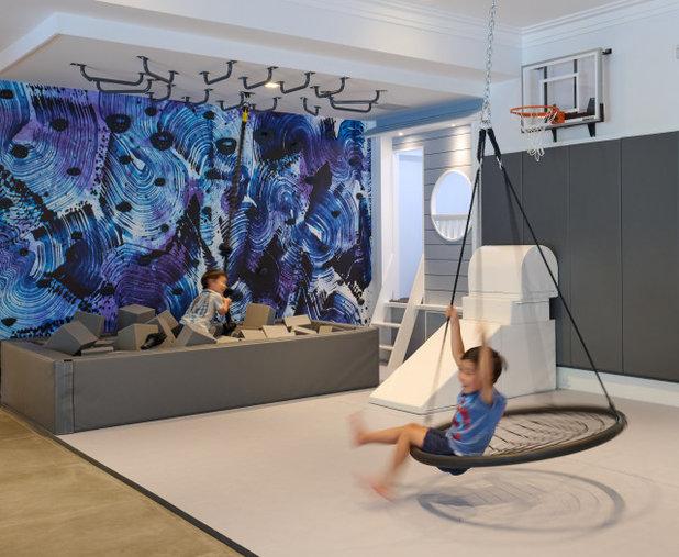 Современный Детская by Smart Playrooms