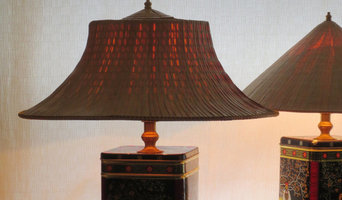 Fortune Cookies pair of table lamps